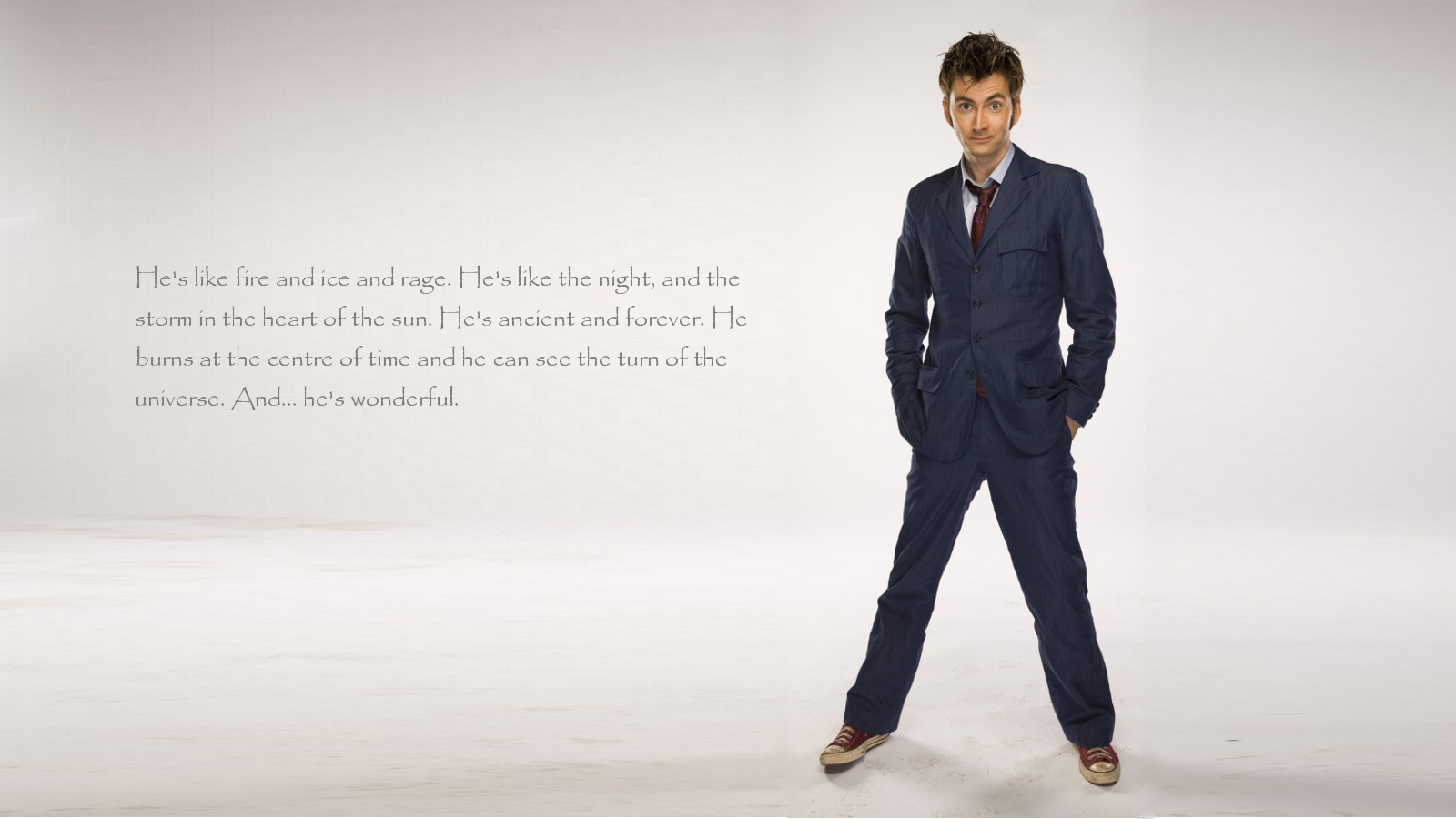 Ramblings of a Reader: Ten things I learned from Doctor Who