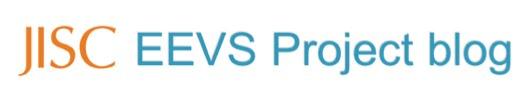 EEVS Project blog