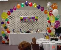 Balloon Arches And Columns
