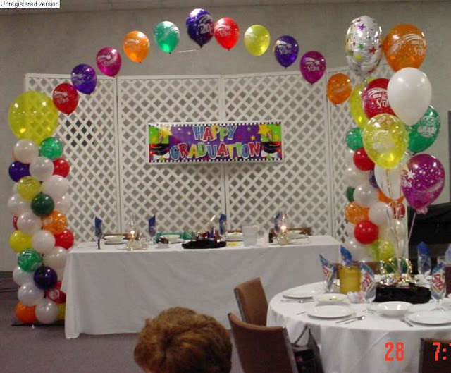 Balloon Arches And Columns