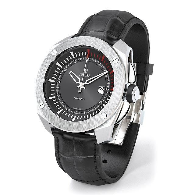 Dwiss Jet Setter Sport Automatic Watch