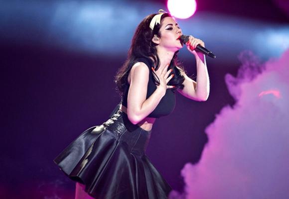 Marina and the diamonds na russia the x factor