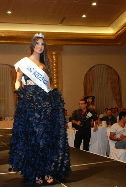 Miss Universe Azerbaijan 2013 Aysel Manafova