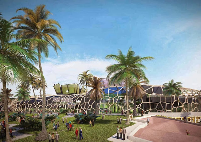 05-ARM-Architecture-wins-the-Gold-Coast-Cultural-Precinct-competition