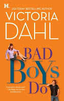 Book cover of Bad Boys Do by Victoria Dahl (Donovan Brothers Brewery #2)