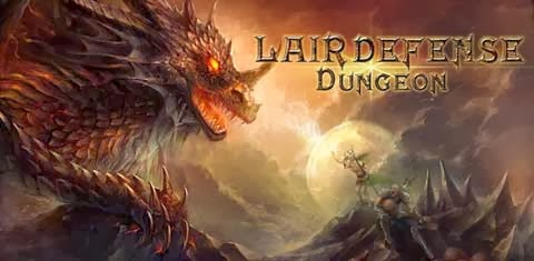 tablet apk games, free download apk games, Lair Defense Dungeon,