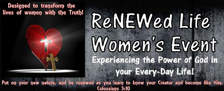 ReNEWed Life Women's Event