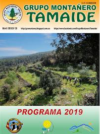 Programa de Actividades 2019