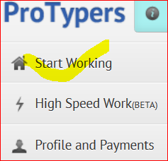 Earn money without skill ,Captcha Entry,  www.protypers.com.
