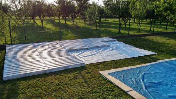 Want To Build A Nice Patio In Your Backyard On A Small Budget? You Can Have  The Perfect Patio For Cheap. All You Need A Little Bit Of Time And A Lot Of  ...