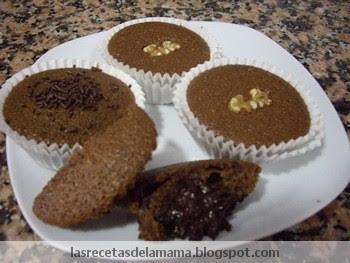 Las recetas de la mam receta de muffins de chocolate - Superchef cf100 ...