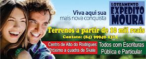 TERRENOS EM ALTO DO RODRIGUES A PARTIR DE 10 MIL REAIS