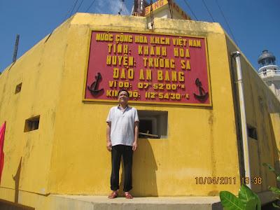 Đã đến đảo An Bàng đây