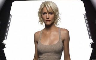 Tricia Helfer Hot Wallpapers