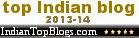 Top Indian Food Blog 2013 ~ 2014