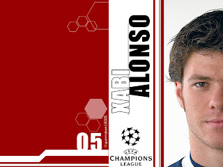 Xabi Alonso Wallpaper 2011 4