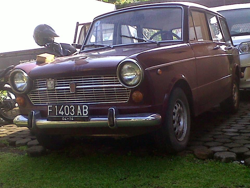 2008 Fiat 1100 R Station Wagon Car Pictures