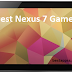 Best Nexus 7 Games