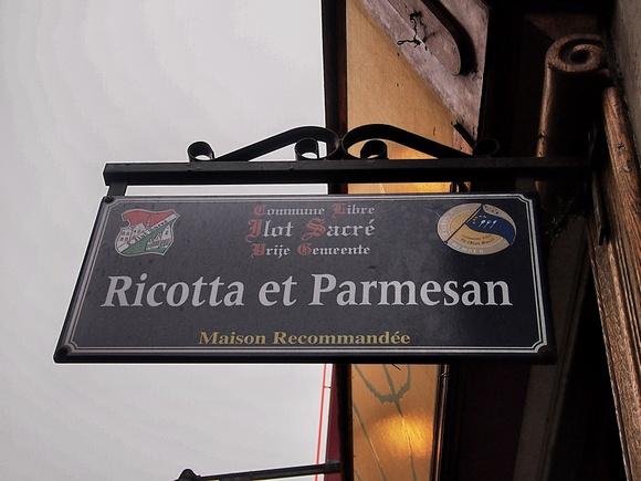 Restaurant Ricotta et Parmesan