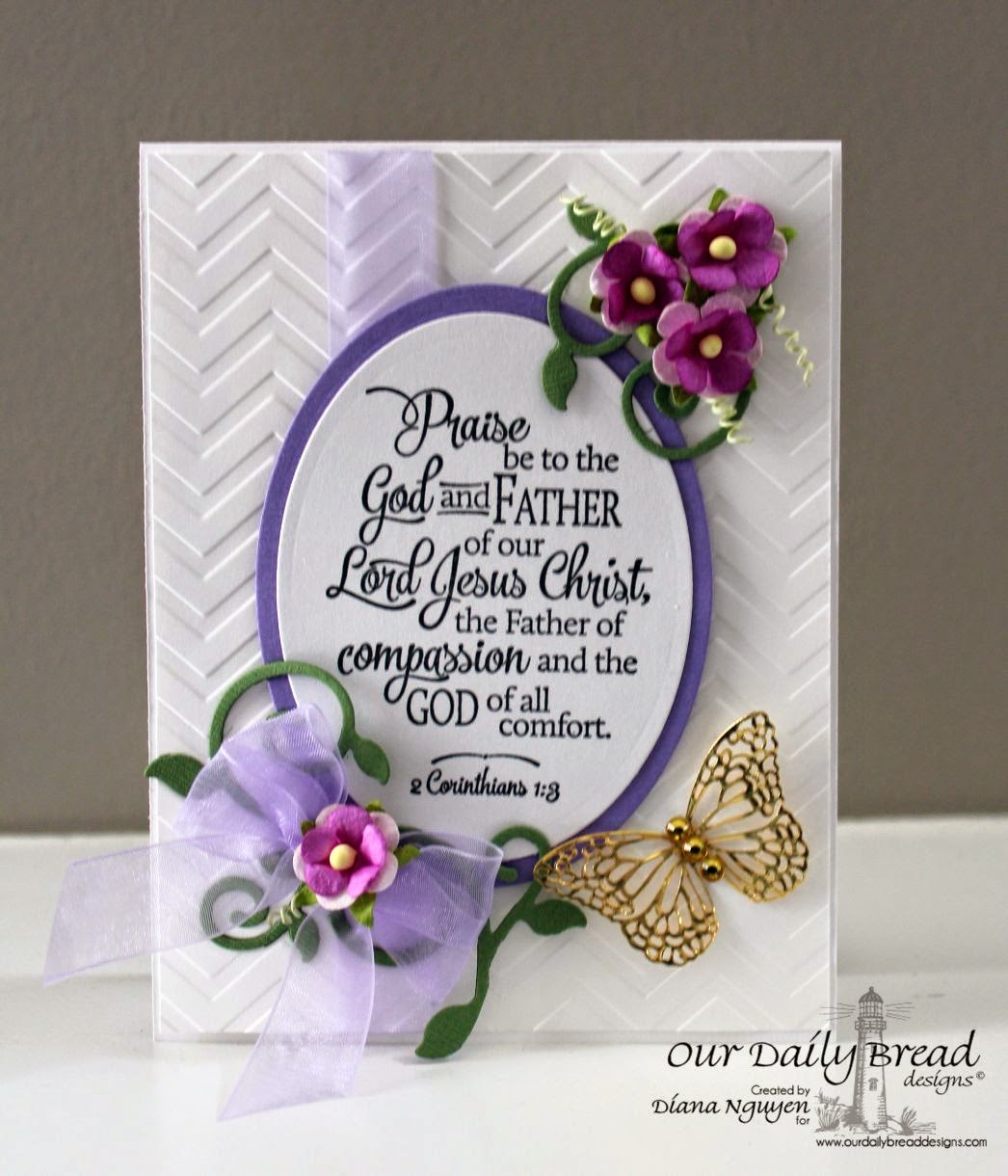 Diana Nguyen, Scripture, Our Daily Bread Designs, Scripture Collection 13, card
