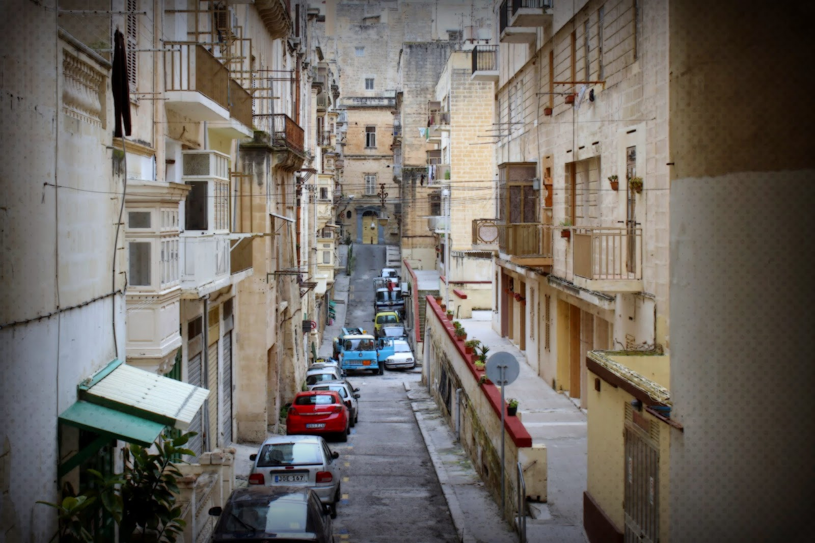 calle valletta malta