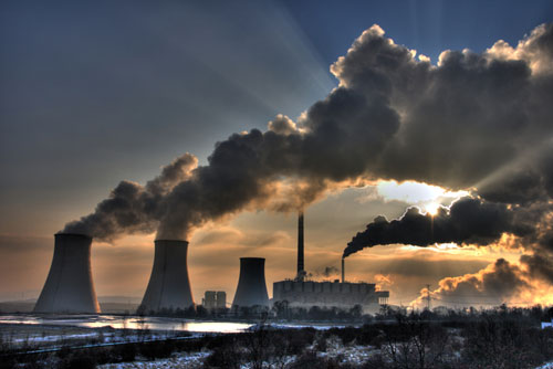 information of pollution