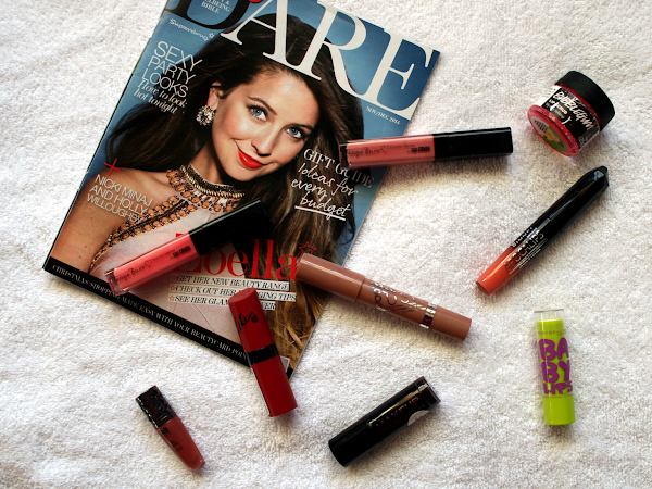 Top Lip Products Of 2014 ♡