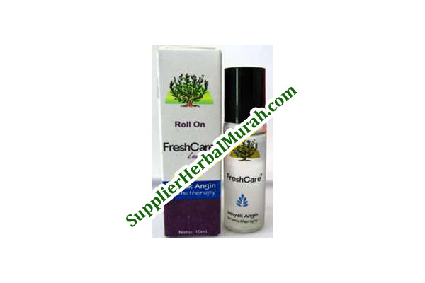 Minyak Angin Aromatherapy Fresh Care Lavender