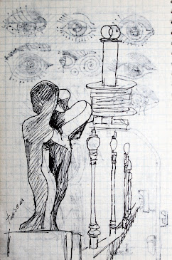 Estatua de huelin