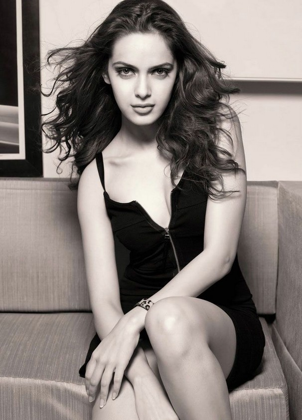 Indian Actress Shazahn Padamsee