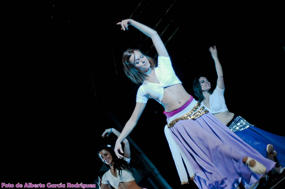 Grupo art stico selenia grupo art stico selenia bailando for Espectaculo artistico de caracter excepcional