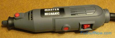 Master Mechanic Rotary Tool