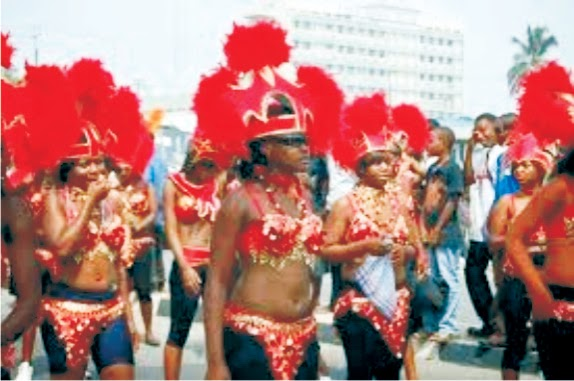Moral lesson on Calabar Carnival BY JOY BASSEY