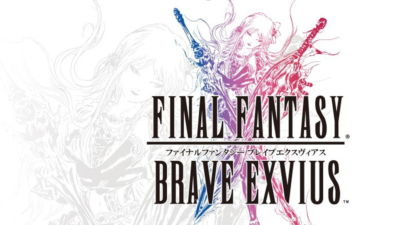 FINAL FANTASY BRAVE EXVIUS Gameplay IOS / Android