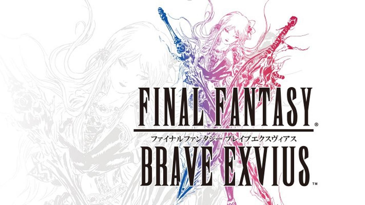 FINAL FANTASY BRAVE EXVIUS Gameplay IOS / Android