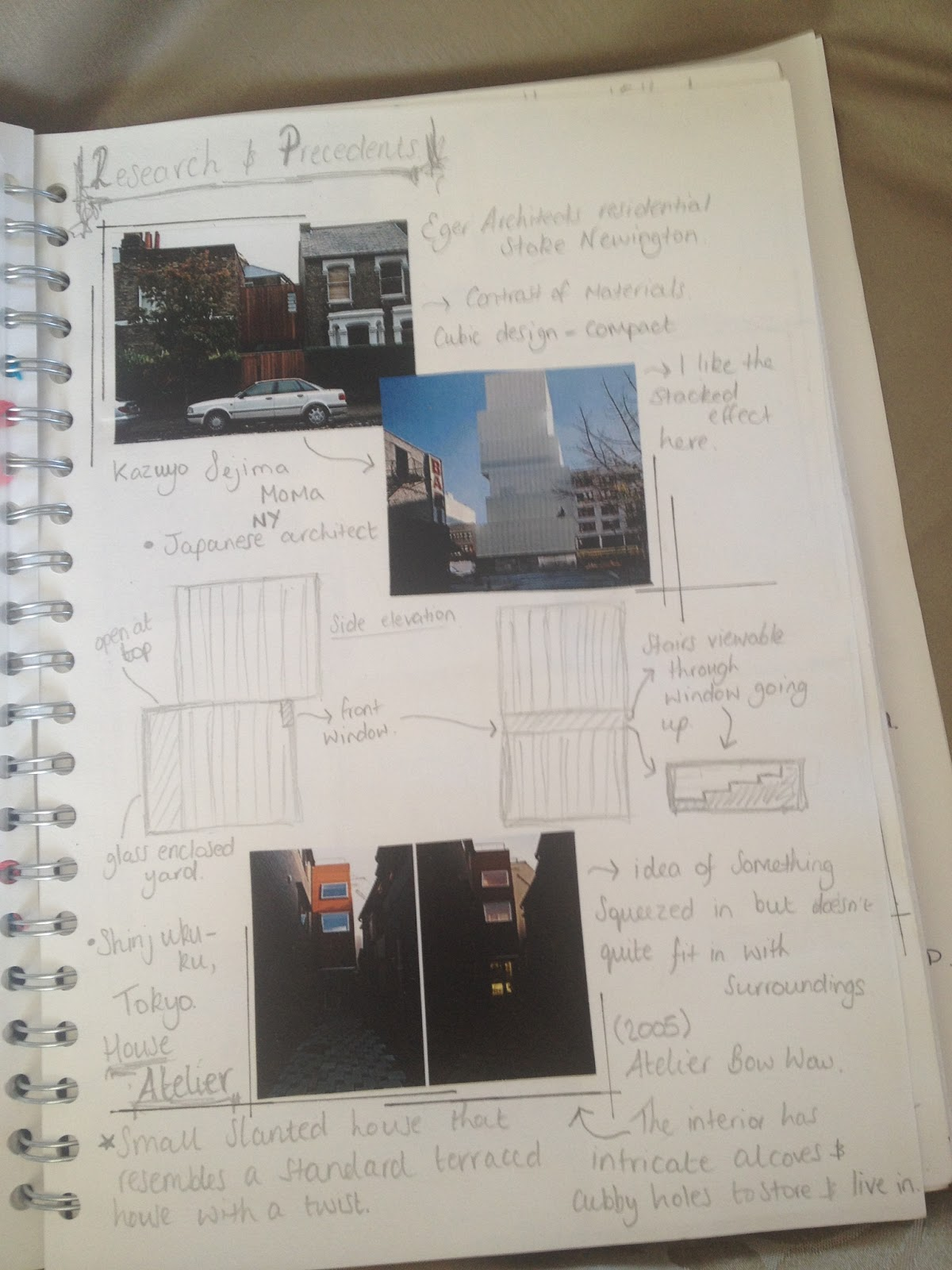 My Learning Journal: Placed, Displaced Project 2.2: Week 2