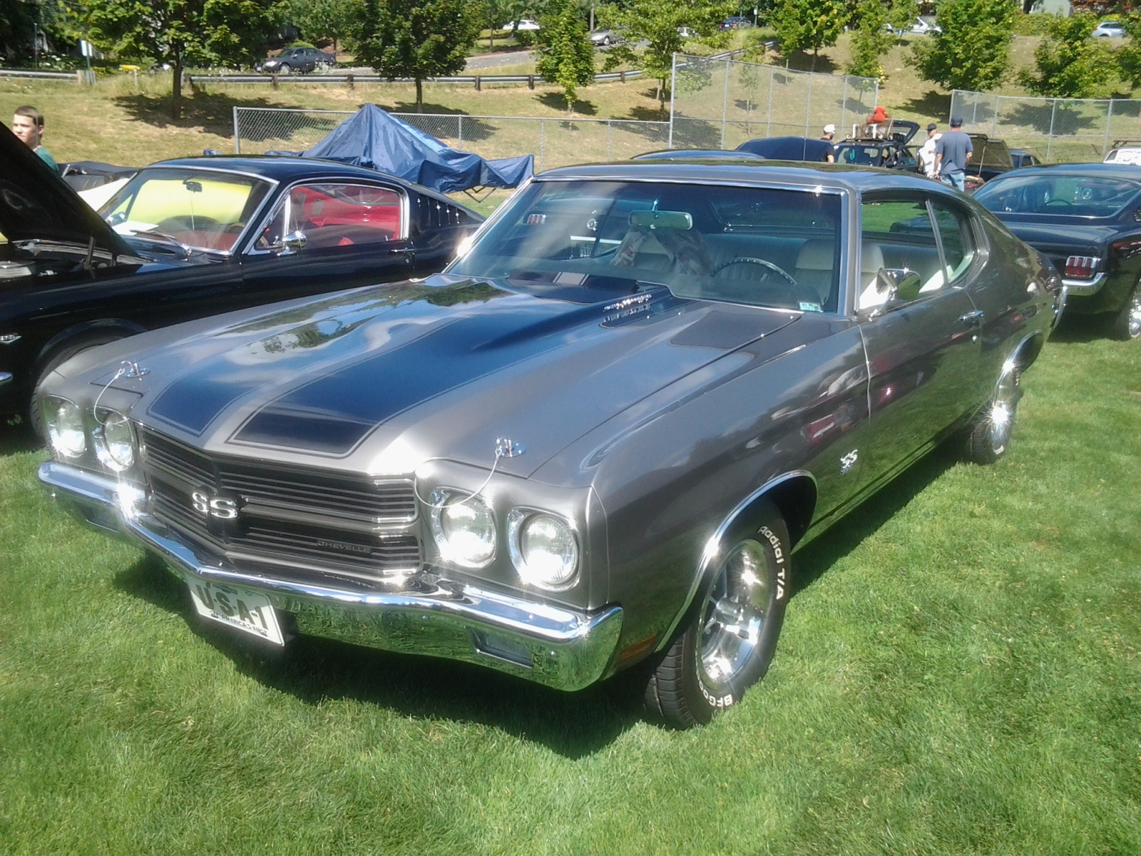 What Makes a Car Show Interesting? | Vintage and Classic Car Blog