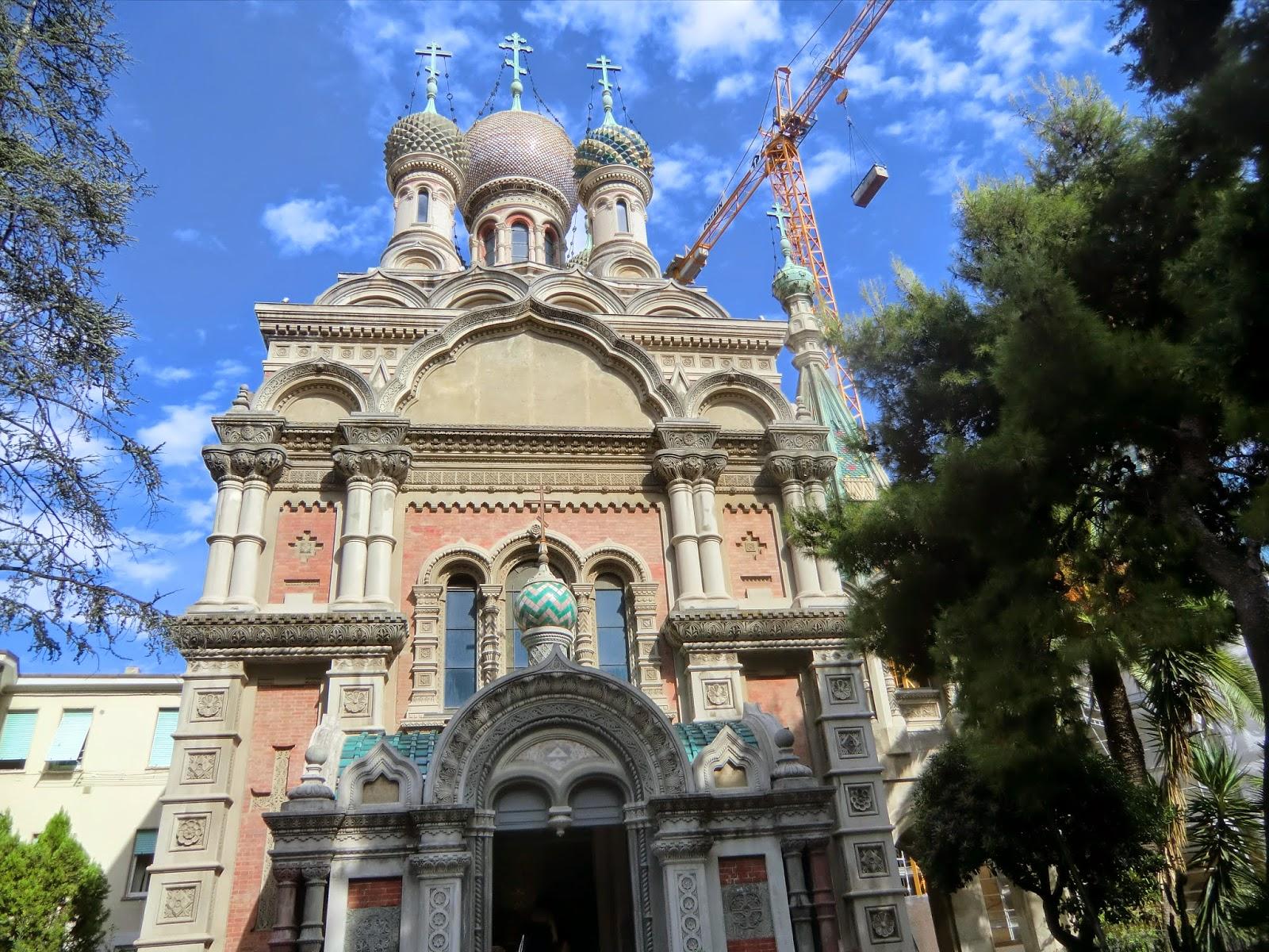 Zelt San Remo 6 : Храм Христа Спасителя в Сан Ремо surfingbird проводи