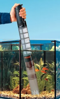 Sludge Remover Vacuum for Aquarium Nitrates control