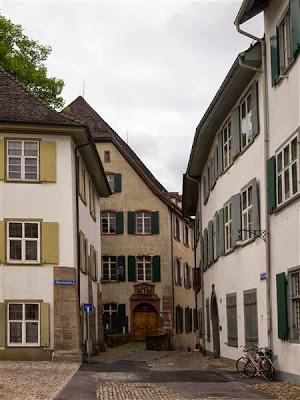 Casco Viejo de Basilea