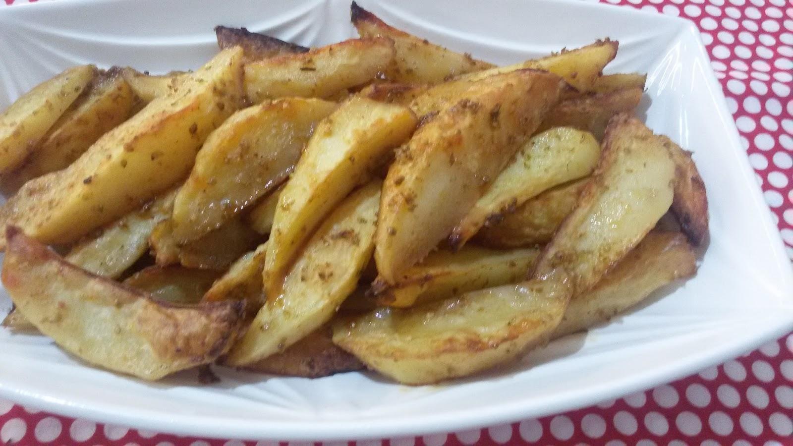 Elma Kızartması