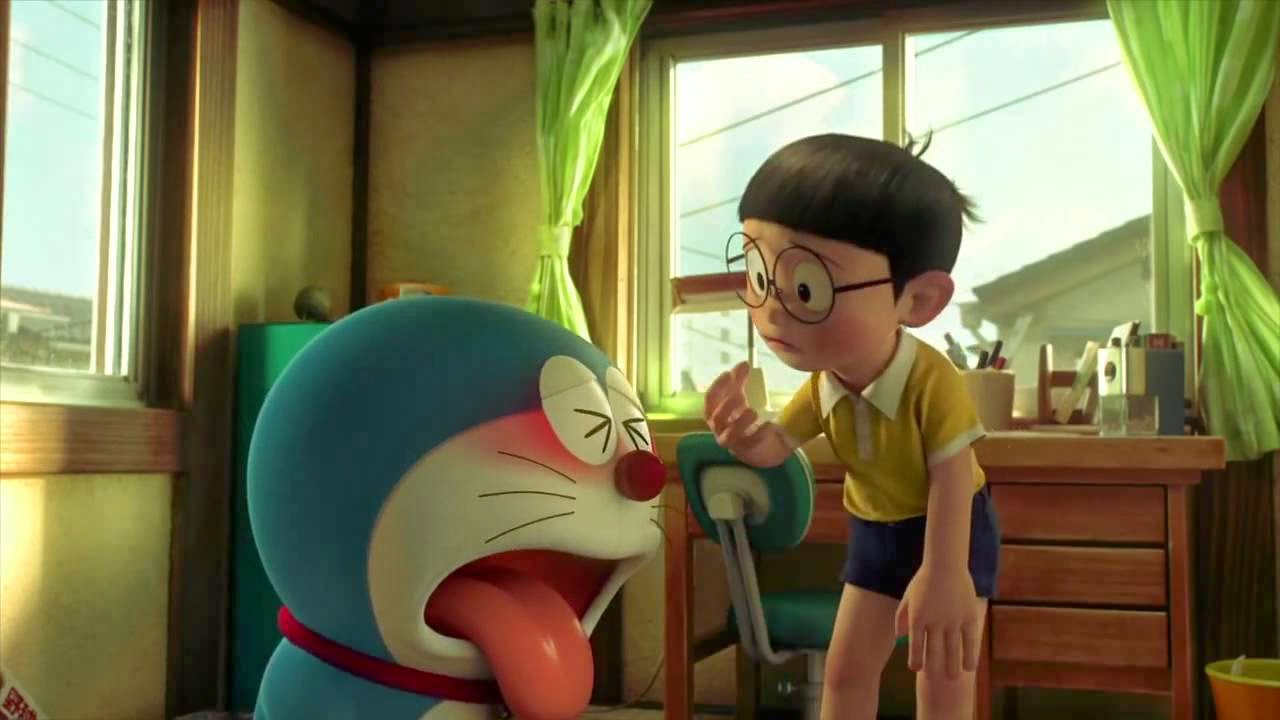 Gambar Film Doraemon 3D 2014 Animasi Bergerak Stand By Me