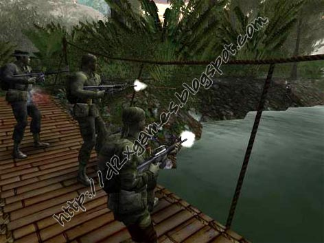Free Download Games - Elite Warriors Vietnam