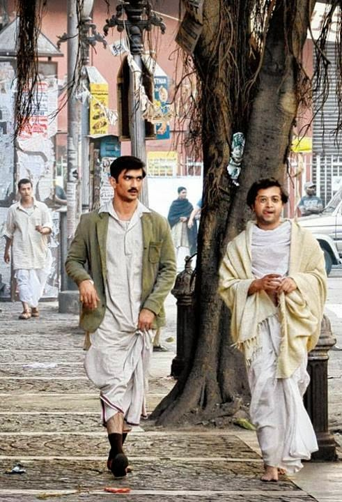 Sushant Singh Rajput's in Detective Byomkesh Bakshi‬ first look photo