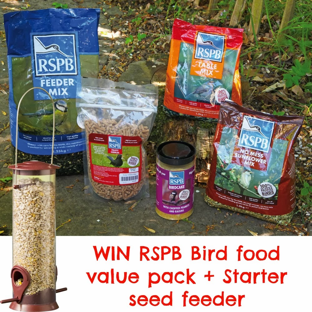 RSPB Bird Food Value Pack