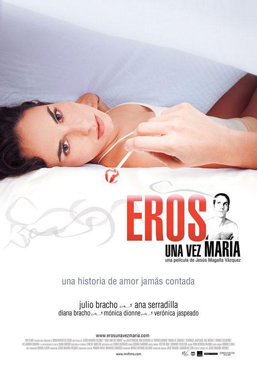Eros una vez maria movie poster