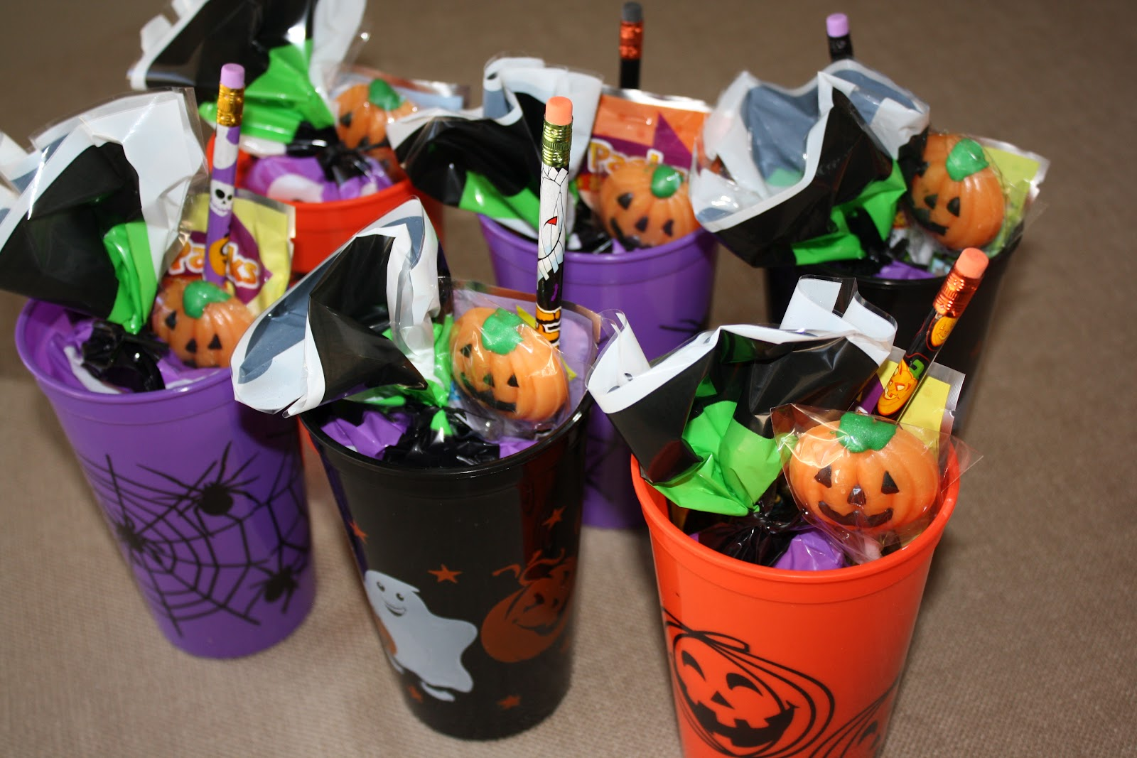 Halloween Happiness: Fun Ideas for Children's Halloween Party ...