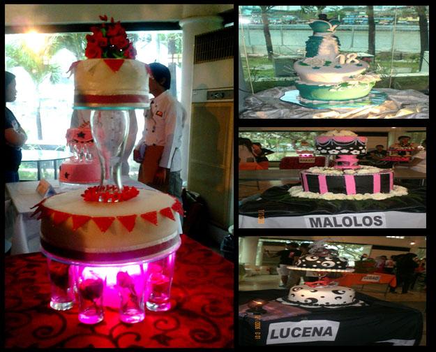 Design Of Debut Cake : Pin Cake Design Debut 2012jpg on Pinterest