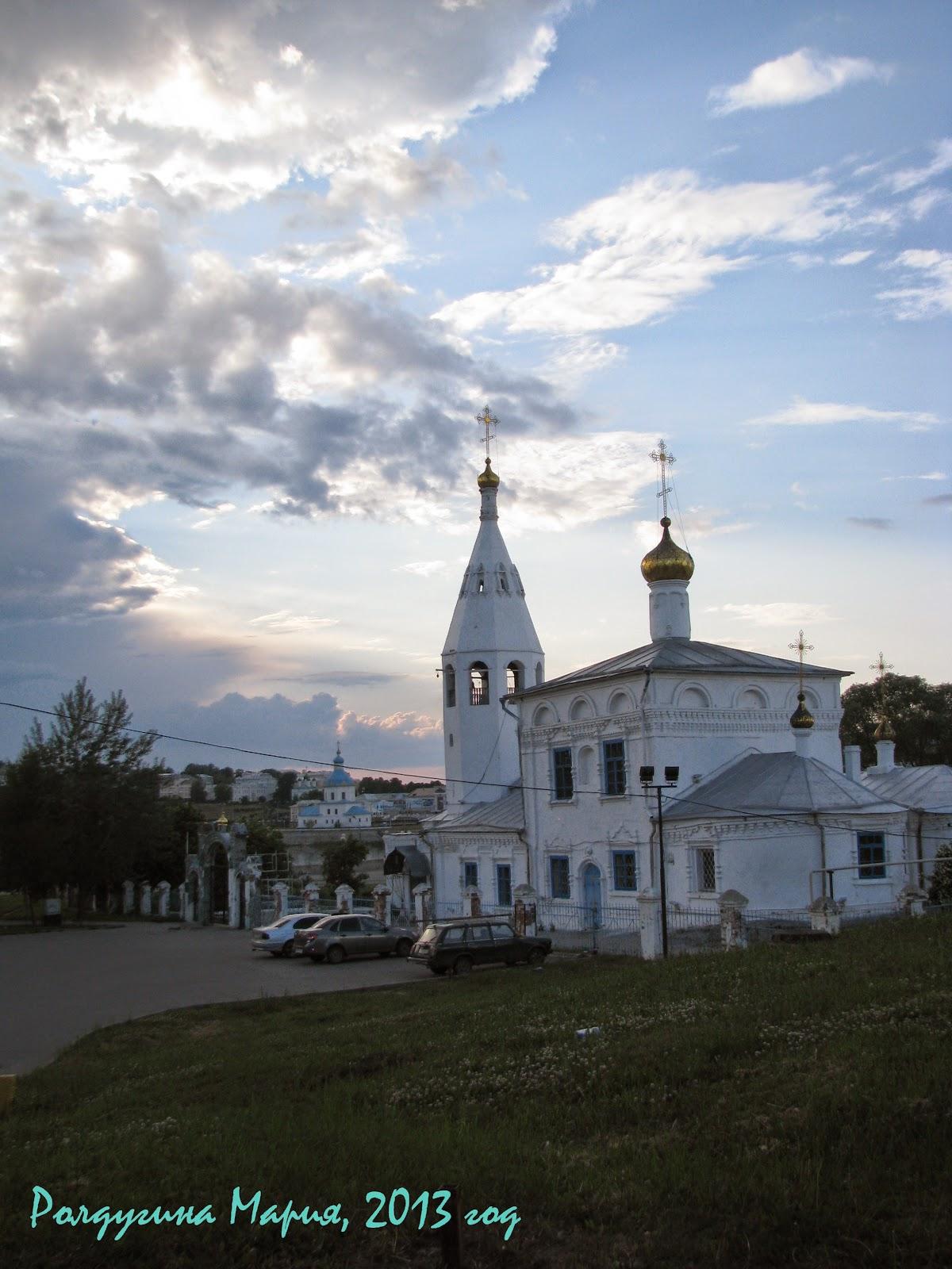 Церковь Вознесения Христова Чебоксары фото