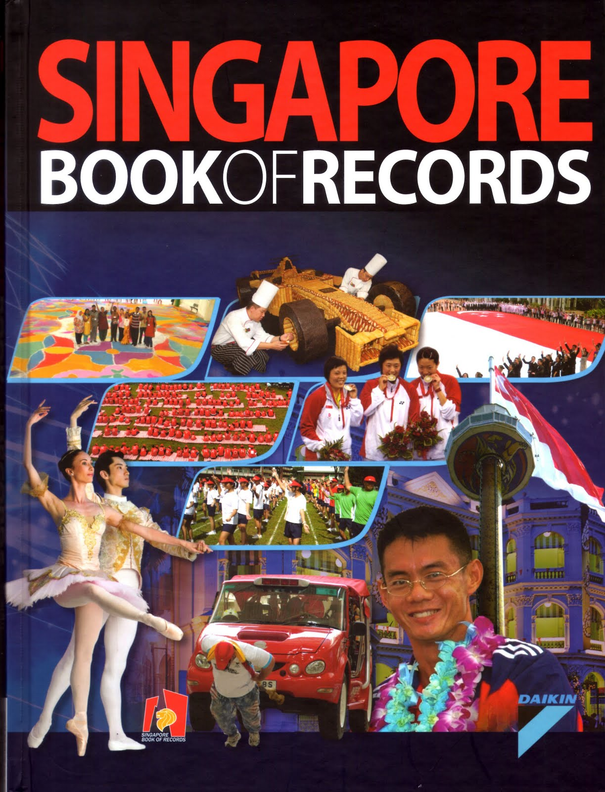 Sancy Suraj Singapore Book of Records